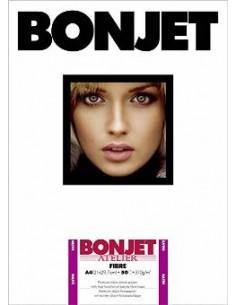 Bonjet Atelier Fibre valokuvapaperi Valkoinen Kiilto A4 Bonjet BON9012469 - 1