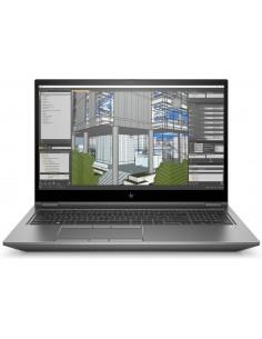 "HP ZBook Fury 15 G7 Mobil arbetsstation 39.6 cm (15.6"") 1920 x 1080 pixlar 10:e generationens Intel® Core™ i7 16 GB DDR4-SDRAM H"