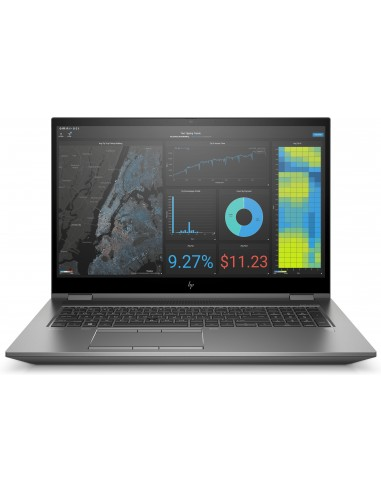 HP ZBook Fury 17 G7 Mobile Workstation (9UY36AV) Mobiilityöasema 43 Hp 119V6EA#AK8 - 1