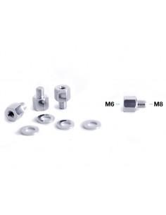 Multibrackets 4487 skruvar/muttrar 4 styck M8 Skruvsats Multibrackets 7350022734487 - 1