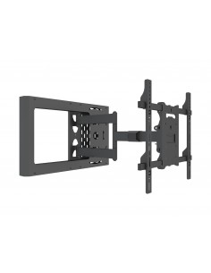 """Multibrackets 0198 TV-kiinnike 177.8 cm (70"""") Musta Multibrackets 7350105210198 - 1"""
