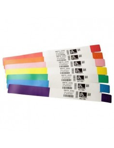 Zebra Z-Band Splash Blue Self-adhesive printer label Zebra 10012717-3K - 1