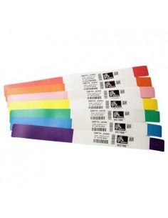 Zebra Z-Band Splash Green Self-adhesive printer label Zebra 10012717-4K - 1