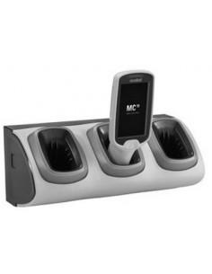 Zebra CRD-MC18-3SLCKH-01 mobiililaitteen laturi Musta, Harmaa Sisätila Zebra CRD-MC18-3SLCKH-01 - 1