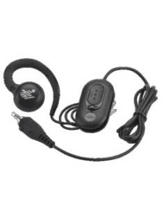 Zebra HDST-35MM-PTVP-01 headphones/headset Ear-hook 3.5 mm connector Black Zebra HDST-35MM-PTVP-01 - 1