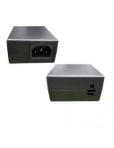 Zebra PWR-BGA12V50W0WW power adapter/inverter Indoor Black Zebra PWR-BGA12V50W0WW - 1