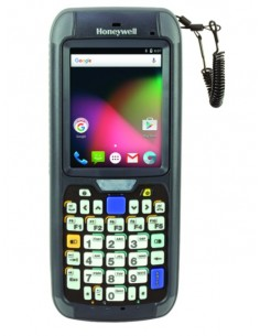 "Honeywell CN75 mobiilitietokone 8.89 cm (3.5"") 480 x 640 pikseliä Kosketusnäyttö 450 g Musta Honeywell CN75AN5KC00A6101 - 1"