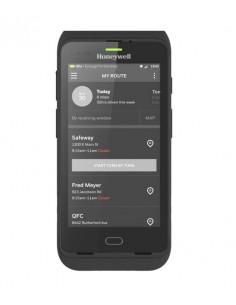 "Honeywell CT40 mobiilitietokone 12.7 cm (5"") 1280 x 720 pikseliä Kosketusnäyttö 278 g Musta Honeywell CT40-L1N-2SC110E - 1"