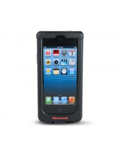 Honeywell Captuvo SL22 Enterprise Sled Handheld bar code reader 1D/2D Black Honeywell SL22-022201-K - 1