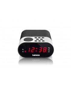 Lenco CR-07 radio Kello Musta, Valkoinen Lenco CR07 WHITE - 1