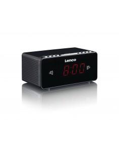 Lenco CR-510 Kello Digitaalinen Musta Lenco CR510B - 1