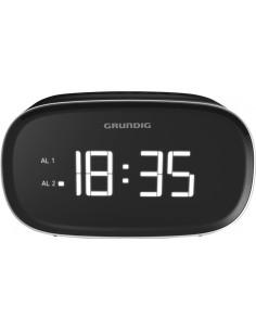 Grundig Sonoclock 3000 Kello Digitaalinen Musta Grundig GCR1110 - 1