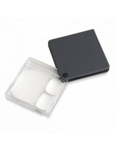 Carson MagniFlip Plus suurennuslasi Musta, Läpinäkyvä 7x Carson Optical GN-44 - 1