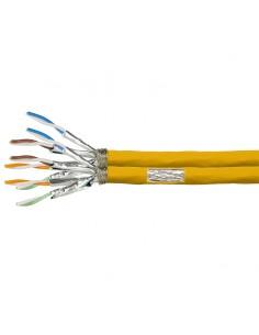 LogiLink CPV0073 verkkokaapeli 100 m Cat7a S/FTP (S-STP) Keltainen Logitech CPV0073 - 1
