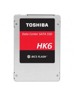 """Toshiba KHK61RSE3T84 SSD-massamuisti 2.5"""" 3840 GB Serial ATA III 3D TLC Toshiba KHK61RSE3T84 - 1"""