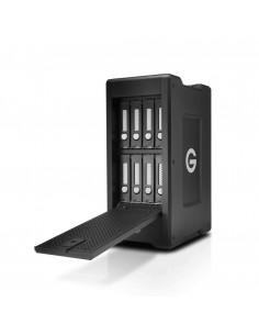 G-Technology 0G10544-1 levyjärjestelmä 48 TB Musta G-technology 0G10544-1 - 1