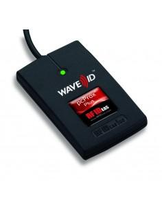 RF IDeas pcProx 125 kHz älykortin lukijalaite USB 2.0 Rf Ideas RDR-6E81APU - 1