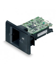 CUSTOM ICM 350-3R1290 magneettikortinlukija USB / RS-232 Musta Custom 941BT070800200 - 1