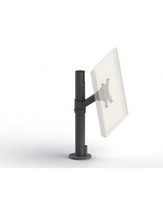 """Ergonomic Solutions SpacePole 39.9 cm (15.7"""") Ruuvit Musta Ergonomic Solutions SPV1101-02 - 1"""