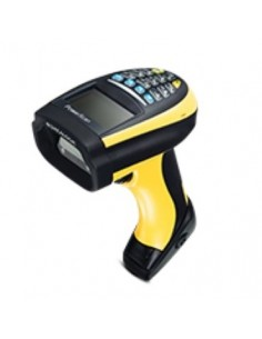 Datalogic PowerScan 9501 Kannettava viivakoodinlukija 1D/2D Laser Musta, Keltainen Datalogic Adc PM9501-DKHP433RB - 1