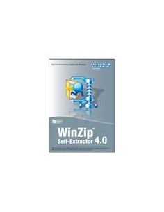 Corel Winzip Self-extractor 4 Upgrade License Corel LCWZSE4PCUGB - 1