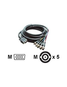 Kramer Rgbhv-cable C-gm/5bm-1 Standar Kramer 92-5105001 - 1