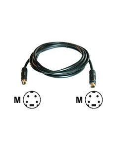 Kramer S-video-cable C-sm/sm-50 Kramer 93-3101050 - 1