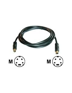 Kramer S-video-cable C-sm/sm-75 Kramer 93-3101075 - 1