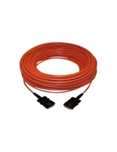 Kramer Electronics DVI Fiber Optic, 50m DVI-kaapeli DVI-D Musta, Oranssi Kramer 94-0211050 - 1