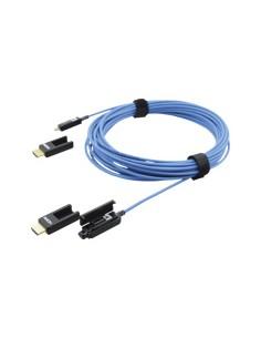 Kramer Electronics CLS-AOCH/XL-164 HDMI-kaapeli 49,987 m HDMI Type A (Standard) Sininen Kramer 97-0403164 - 1