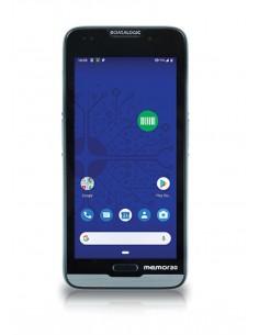 """Datalogic Memor 20 mobiilitietokone 14,5 cm (5.7"""") 1080 x 2160 pikseliä Kosketusnäyttö 295 g Musta Datalogic Adc 944800006 - 1"""