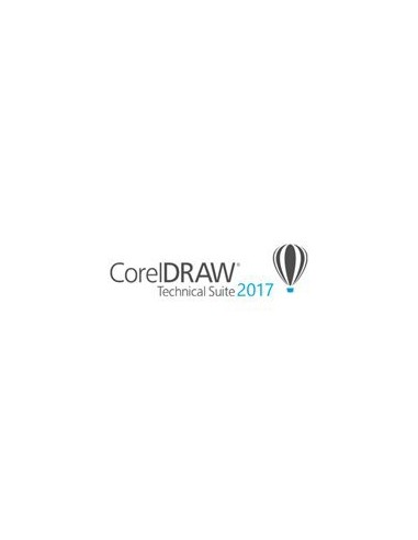 Corel Draw Tech.suite2017 Edu Lic 251+ Corel LCCDTS2017MLA4 - 1