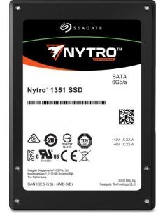 "Seagate Nytro 1351 2.5"" 480 GB Serial ATA III 3D TLC Seagate XA480LE10083 - 1"