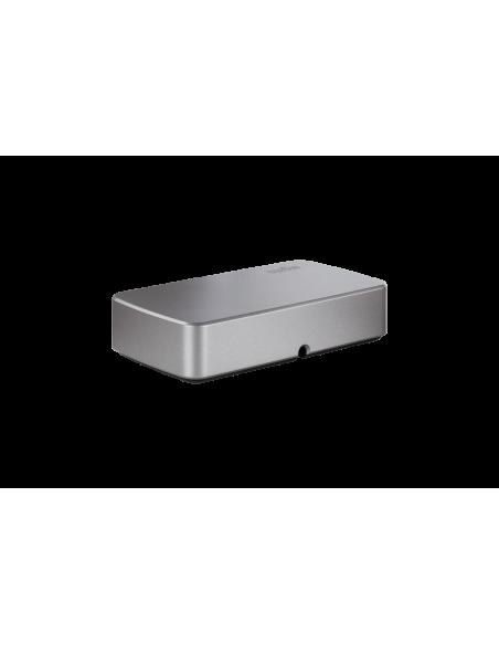 Elgato 10DAB9901 dockningsstationer för bärbara datorer Kabel Thunderbolt 3 Silver Elgato 10DAB9901 - 3