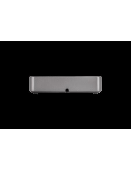 Elgato 10DAB9901 dockningsstationer för bärbara datorer Kabel Thunderbolt 3 Silver Elgato 10DAB9901 - 4