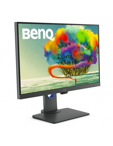 "Benq PD2705Q 68.6 cm (27"") 2560 x 1440 pikseliä Quad HD LED Harmaa Benq 9H.LJELA.TBE - 1"