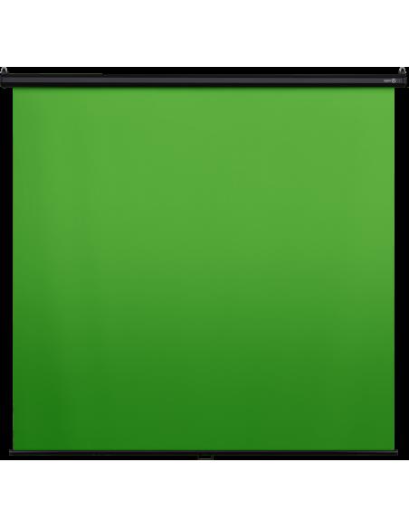 Elgato Green Screen MT fotobakgrund Polyester Monoton Grön Elgato 10GAO9901 - 2