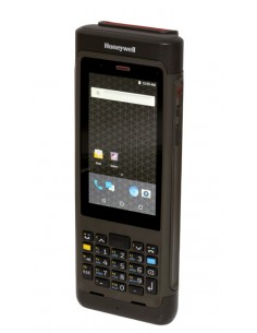 """Honeywell Dolphin CN80 mobiilitietokone 10.7 cm (4.2"""") 854 x 480 pikseliä Kosketusnäyttö 550 g Musta Honeywell CN80-L0N-1MC220E"""