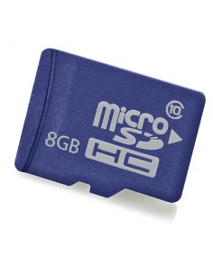 HP 8GB microSD Enterprise Mainstream Flash Media Kit Hp 726116-B21 - 1