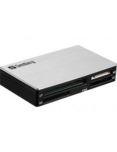 Sandberg USB 3.0 Multi Card Reader kortläsare 3.2 Gen 1 (3.1 1) Type-A Svart, Silver Sandberg 133-73 - 1
