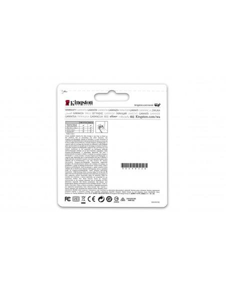 Kingston Technology DataTraveler 50 64GB USB-muisti USB A-tyyppi 3.2 Gen 1 (3.1 1) Sininen, Hopea Kingston DT50/64GB - 5