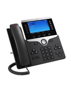 Cisco 8841 IP-puhelin Musta, Hopea Johdollinen puhelin Cisco CP-8841-K9= - 1