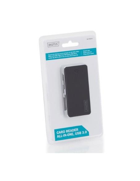 Digitus DA-70330-1 kortinlukija USB 3.2 Gen 1 (3.1 1) Musta, Valkoinen Digitus DA-70330-1 - 11