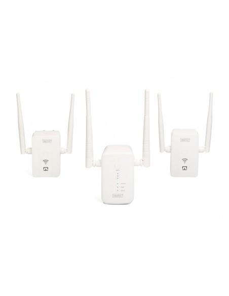 Digitus DN-7071 langaton reititin Gigabitti Ethernet Kaksitaajuus (2,4 GHz/5 GHz) Valkoinen Digitus DN-7071 - 4