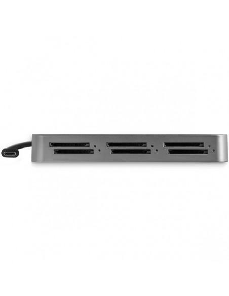 StarTech.com 6-Slot Thunderbolt 3 SD - Portable Startech 6SD4FCRTB3C - 3