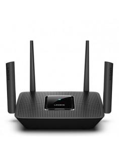 Linksys MR9000 wireless router Gigabit Ethernet Tri-band (2.4 GHz / 5 GHz) Black Linksys MR9000-EU - 1