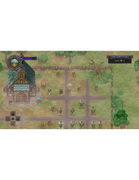 Microsoft Graveyard Keeper Xbox One Perus Microsoft 6JN-00056 - 5