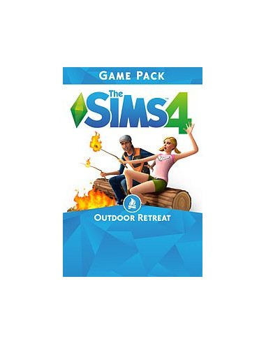 Microsoft The Sims 4 Outdoor Retreat Video game downloadable content (DLC) Xbox Live Microsoft 7D4-00233 - 1
