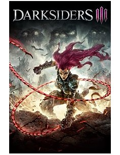 Microsoft Darksiders III, Xbox One Perus Microsoft G3Q-00630 - 1
