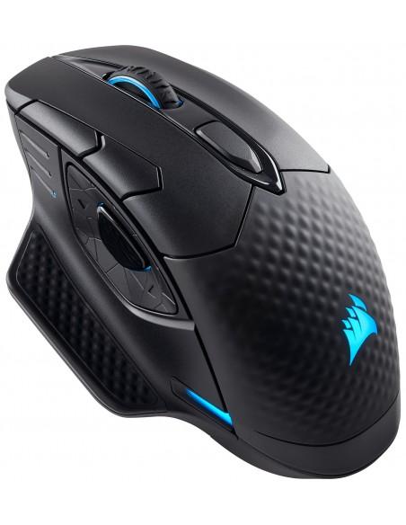 Corsair DARK CORE RGB hiiri Bluetooth+USB Type-A Optinen 16000 DPI Oikeakätinen Corsair CH-9315011-EU - 1